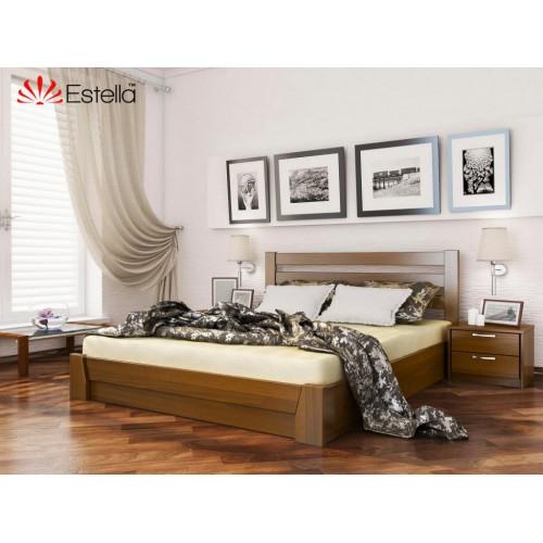 Кровать Селена (Масив) 180*190 - Мебельный интернет-магазин Sensey-mebel приобрести