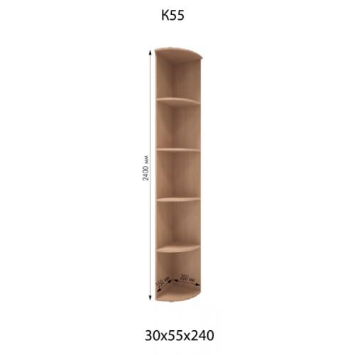 Угловой сегмент К-55 - Мебельный интернет-магазин Sensey-mebel приобрести