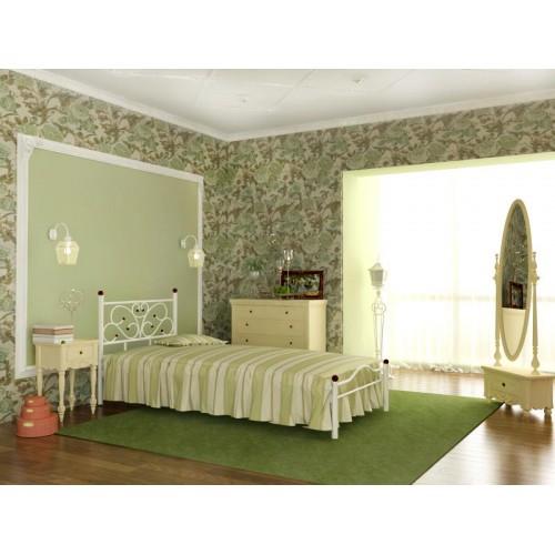 Кровать Эрика 120*190 - Мебельный интернет-магазин Sensey-mebel приобрести