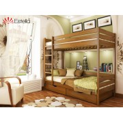 Кровать Дует (Щит)