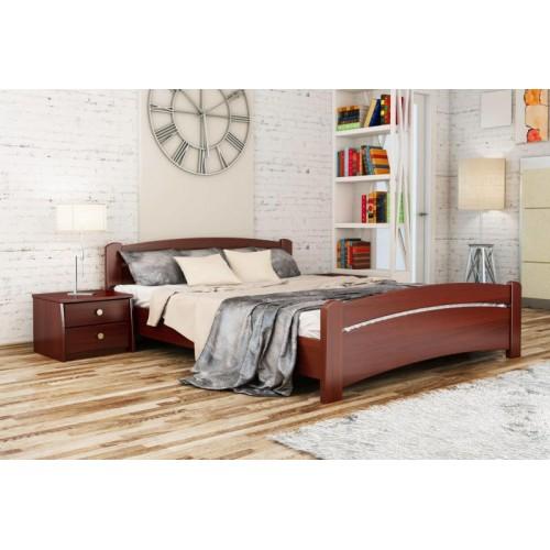Кровать Венеция (Масив) 140*200 - Мебельный интернет-магазин Sensey-mebel приобрести