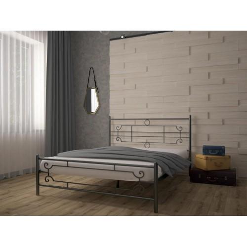 Кровать Винтаж (Круглые ноги) 160*200 - Мебельный интернет-магазин Sensey-mebel приобрести