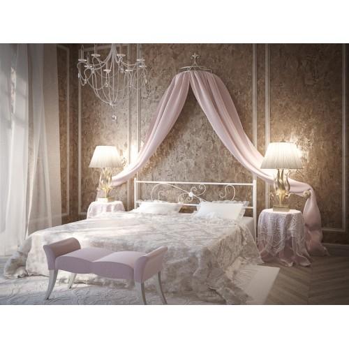 Кровать Хризантема - Мебельный интернет-магазин Sensey-mebel приобрести