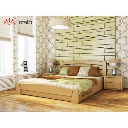 Кровать Селена Аури (Масив) 180*190 - Мебельный интернет-магазин Sensey-mebel приобрести