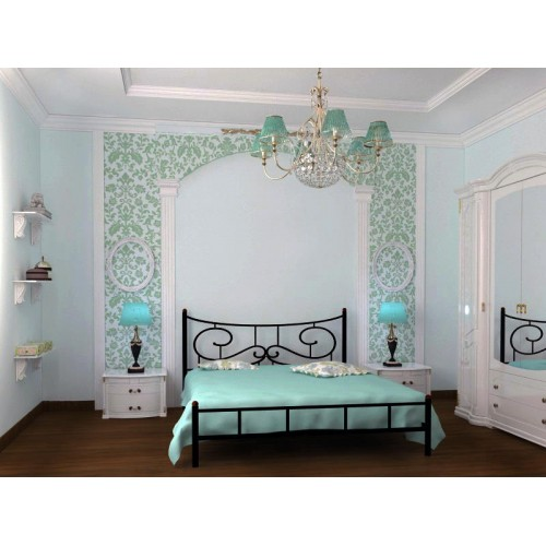 Кровать Ювента 120*200 - Мебельный интернет-магазин Sensey-mebel приобрести