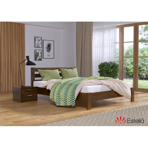 Кровать Рената Люкс (Масив) 80*200 - Мебельный интернет-магазин Sensey-mebel приобрести