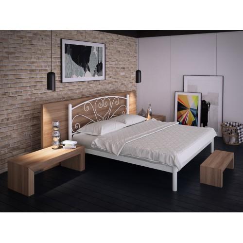 Кровать Карисса - Мебельный интернет-магазин Sensey-mebel приобрести