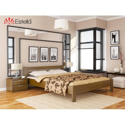 Кровать Рената (Масив) 120*190 - Мебельный интернет-магазин Sensey-mebel приобрести