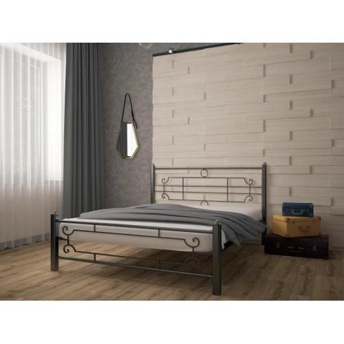 Кровать Винтаж (Квадратные ноги) 140*190 - Мебельный интернет-магазин Sensey-mebel приобрести