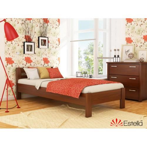 Кровать Рената (Масив) 90*190 - Мебельный интернет-магазин Sensey-mebel приобрести