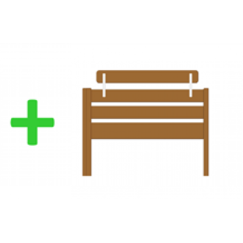 Планка безопасности 80 см - Мебельный интернет-магазин Sensey-mebel приобрести
