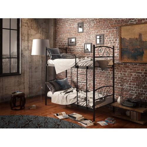 Кровать Виола Двухъярусная - Мебельный интернет-магазин Sensey-mebel приобрести