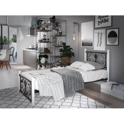 Кровать Крокус (Деревянные Ноги) - Мебельный интернет-магазин Sensey-mebel приобрести
